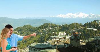 Honeymoon Tour Package of Darjeeling