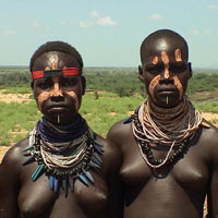Combination of Historic Route and Omo Valley Safari