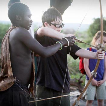 Family Adventure Safari Tour