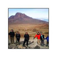 Mt. Kilimanjaro Trek - Machame Route