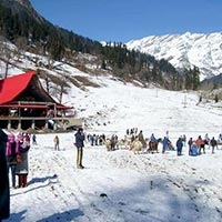 Delhi Shimla Manali With Nalagarh Tour