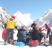Baltoro K2 BC & Gondogoro La Trek 2013