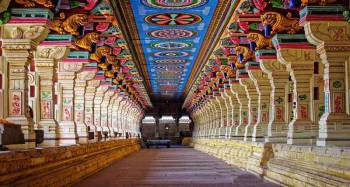 Madurai - Rameswaram 1 Day Tour
