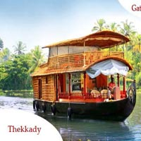 Hyderabad with Exotic Kerala Tour Package