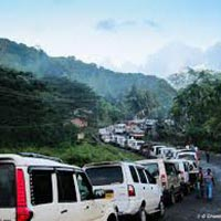 Port Blair Tourist Vehicle Point To Point Rate Tour