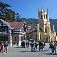 Jalandhar - Shimla  Innova Taxi