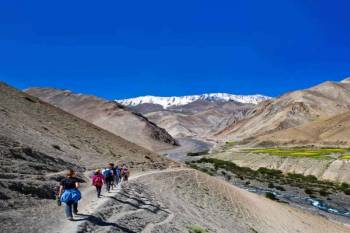 Ladakh Adventure Tour Package