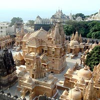 Temple Tour of Gujarat in 6 Nights and 7 Days Tour