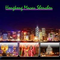 Hong Kong, Shenzhen & Macau Tour
