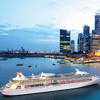 Singapore with Cruise the Most Popular Package