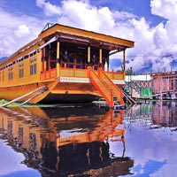 Jammu - Srinagar - Gulmarg - Pahalgam - Sonmarg Tours- 5 Nights- 6 Days