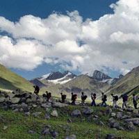 Great Himalayan Trekking Tour