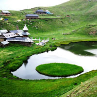 Prashar Lake - Bijli Mahadev Tour