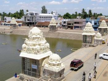 Madurai – Trichy – Tanjore – Kumbakonam Tour