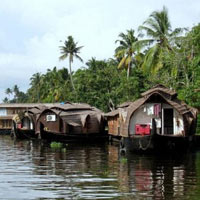 Backwater Heaven with Hill Station Tour