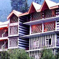 Glacier Resort - Manali