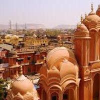 Golden Triangle With Taj 4 nights/ 5 days Tour