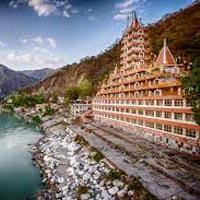 Delhi - Haridwar - Rishikesh - Mussoorie - Delhi Tour