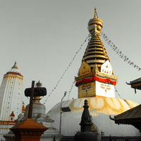 Visit Nepal Tour- I ( Fly - Drive )