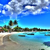 Picturesque Mauritius With Dubai Tour