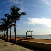 Pondicherry - Madurai - Rameswaram - Kanyakumari Tour Package