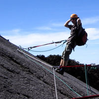 2D & 1N Mt Kinabalu Climb Via Ferrata Tour
