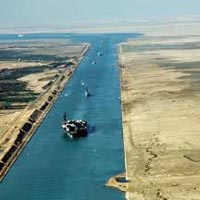 Suez Canal tour from Cairo