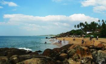 Kerala Beach Holiday Tour