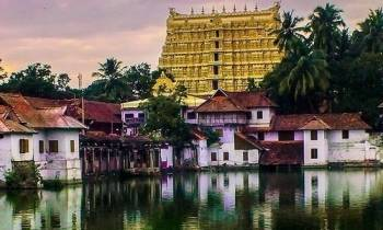 South Kerala with Temple City Tour