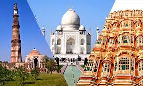 The Golden Triangle Tour of India