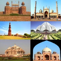 Himcon's Cheap & Best Golden Triangle Tour, (Tour Code: HITS-Golden Triangle-01)