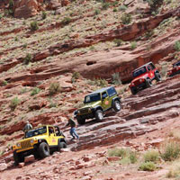 See Jordan Jeep Safari Tour