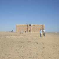 Amman - Desert Castles / Azraq Reserve Tour