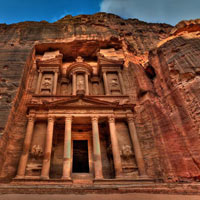 Petra - Worth the Effort to get there! Only 210 $ Per Person