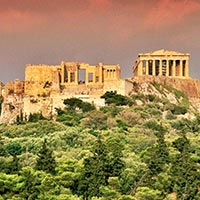 Athens - Mykonos - Santorini 7 Days Tour