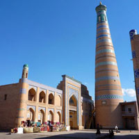 Historical Tour: The Legends Of The Great Silk Road (8 D & 7 N)