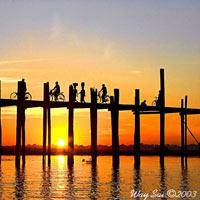 12 Day Golden Rock - Mandalay - Bagan - Inle Lake - Yangon