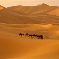 Rajasthan Desert Tour With Khjuraho