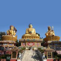 The Buddha's Trail with Khajuraho Tour
