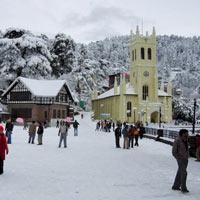 Khajuraho - New Delhi - Shimla - Manali Tour