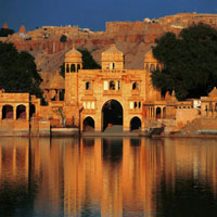 Udaipur - Jodhpur - Ajmer - Pushkar - Jaipur Tour