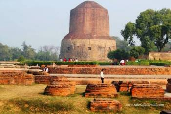 Sarnath Tour with Buddhist Trail