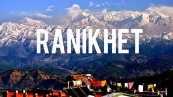 New Delhi to Ranikhet