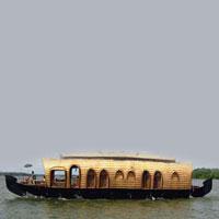A/c Deluxe Houseboat, Alappuzha Tour