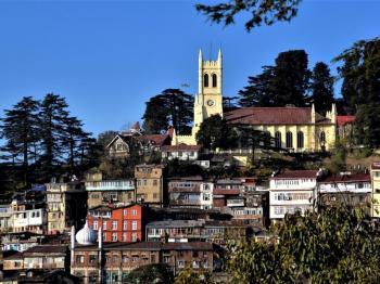 Shimla- Kullu- Manali- Chandigarh Tour