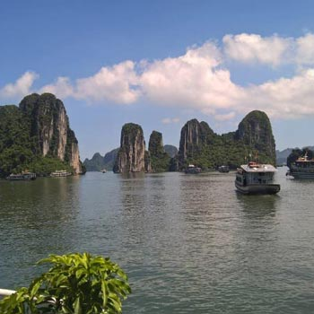 Vietnam, Cambodia with Bali Tour