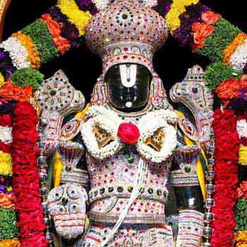 Hyderabad - Tirupati - Sirsailam Tour