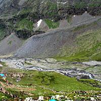 Manimahesh Yatra 2015