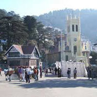 Shimla - Kufri - Mashobra Tour