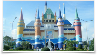 East Thailand - Malaysia - Singapore with Super Star Virgo Cruise Tour